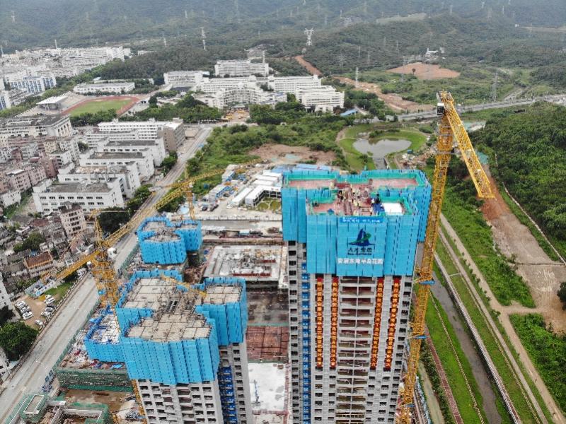 深圳人才安居集团已开工项目42个 可提供5.7万套住房