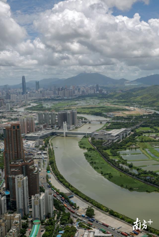 深港科技创新合作区深圳园区建设最新规划出炉