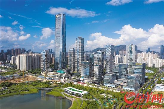 深圳市成立城管智慧中心 探索超大城市精细化智慧化管理