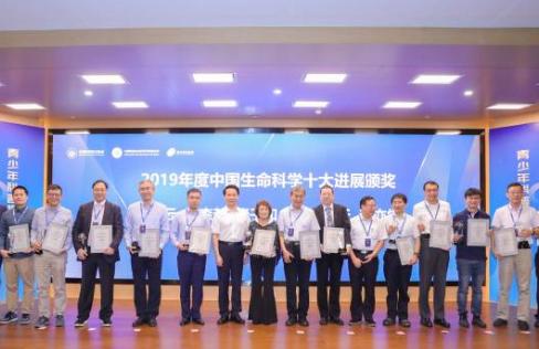 """2019年度""""中国生命科学十大进展""""在深发布"""
