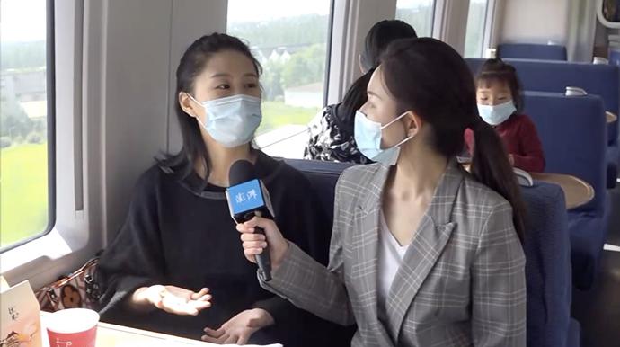 坐高铁看中国丨沪杭高铁上的双城生活:当天往返,方便如公交