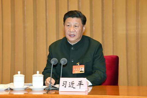 习近平主席在中央军委军事训练会议上重要讲话引发强烈反响