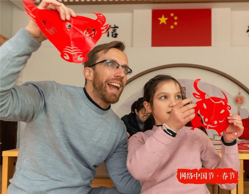 #网络中国节·春节#留浙过节:温州洋女婿的中国年