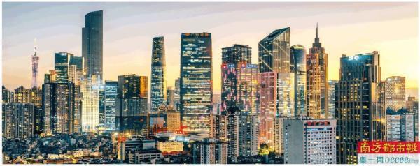 """广东金融""""十四五""""规划:将强化广深金融辐射带动作用"""